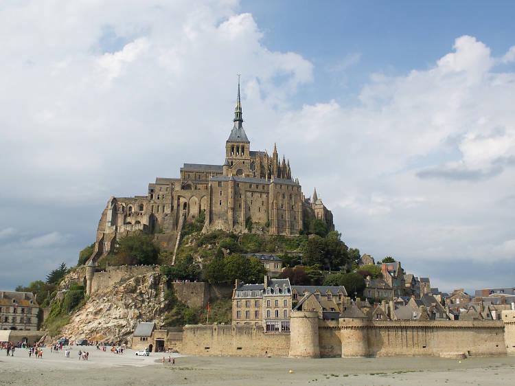 Visit the legendary Mont Saint Michel