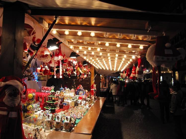 Go Christmas shopping in Strasbourg