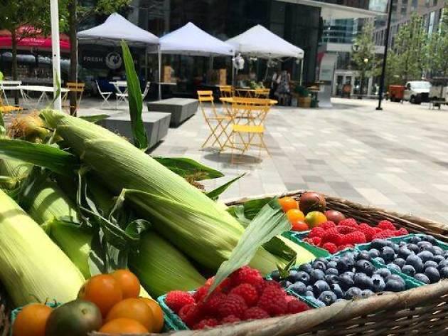 Boston Public Market Farmers Market