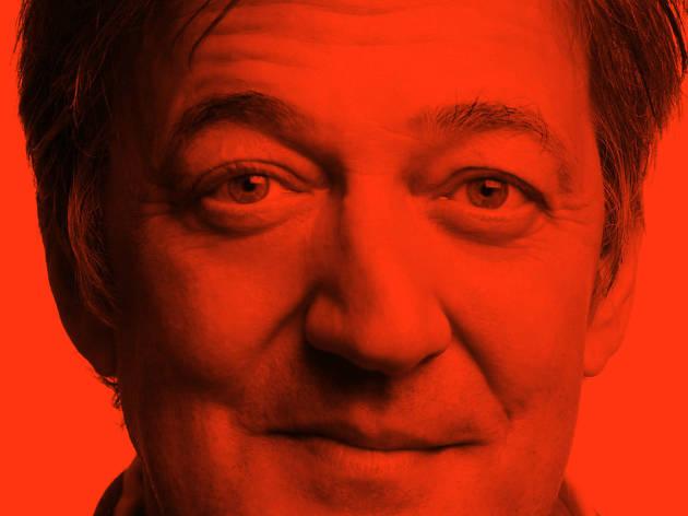 Stephen Fry at FODI