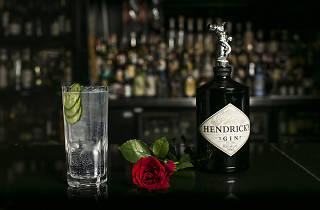 Hendrick's Curious Kiosk