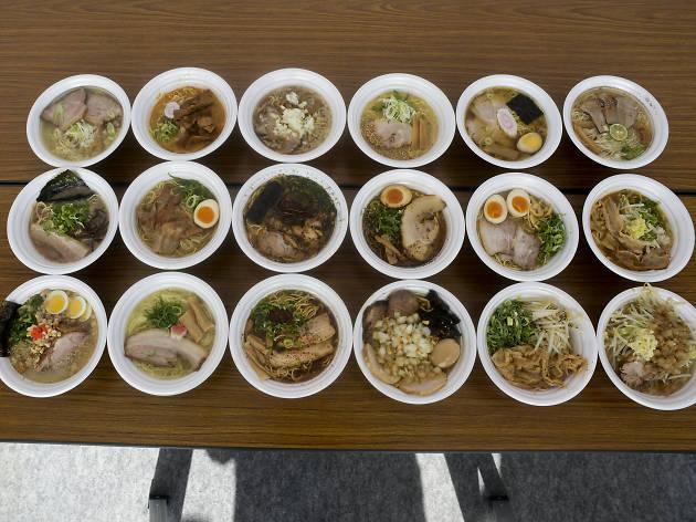 Tokyo Ramen Show 東京ラーメンショー