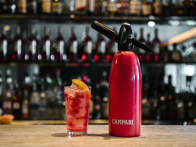 Campari Red Nights