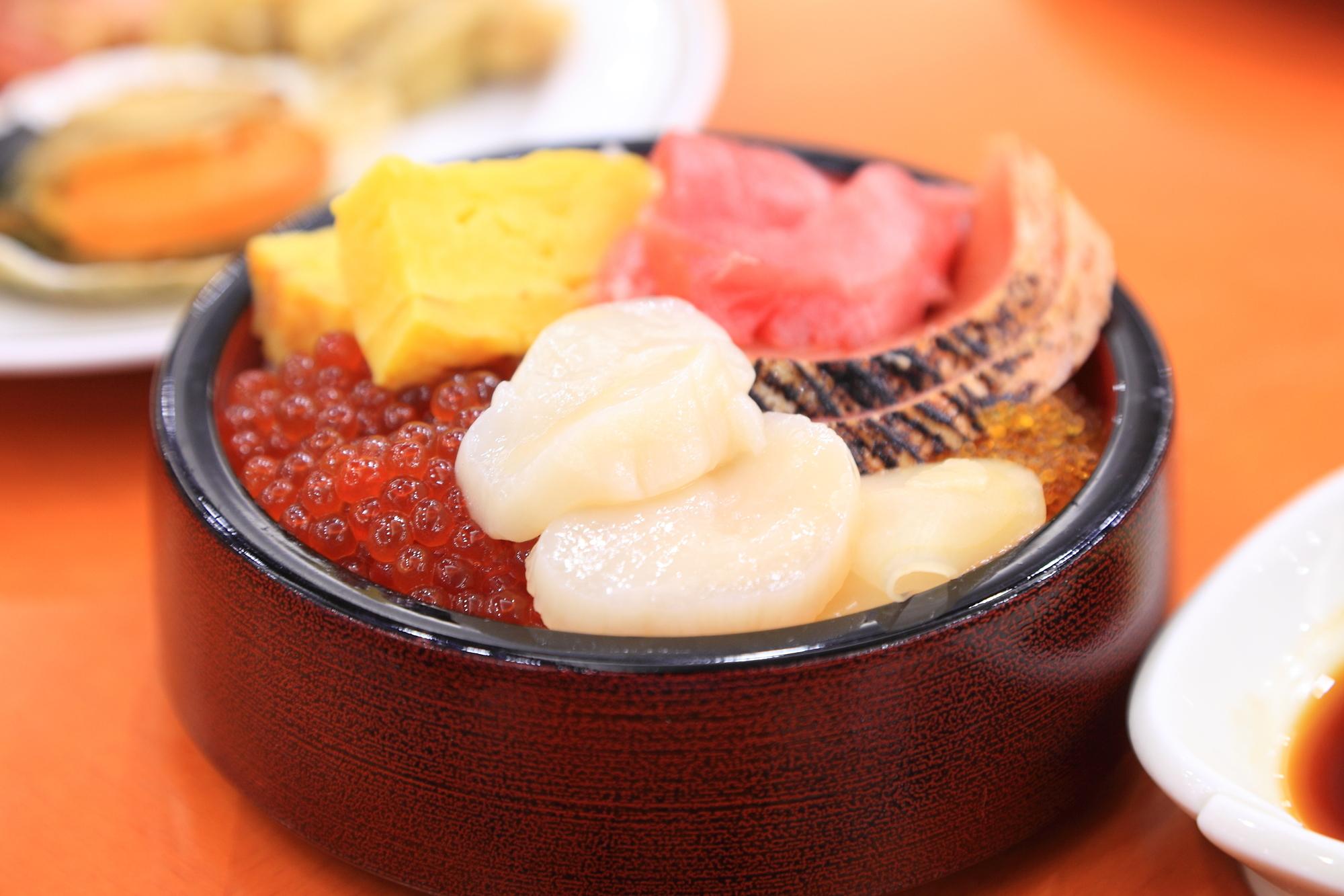 Seafood delights in Tokyo and Miyagi