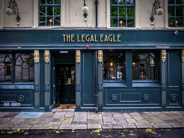 The Legal Eagle is one of the best restaurants in Dublin right now