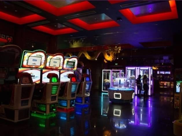 Hollywood China Arcade
