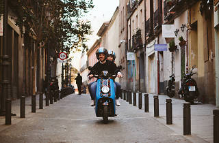 Movo - Moto - Transporte alternativo