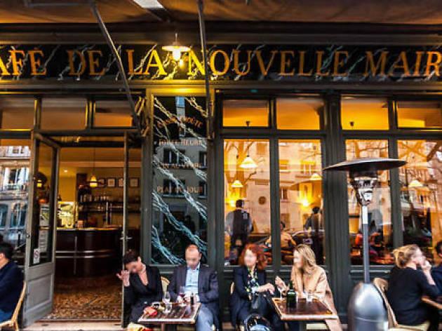 Café de la Nouvelle Mairie