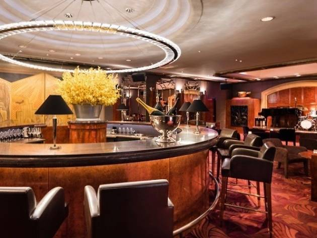 Grand Hyatt Champagne Bar