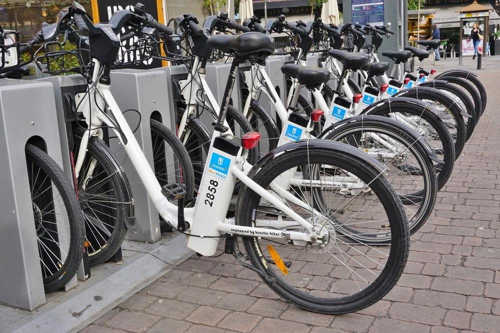 BiciMad nos regala una hora (¡gratis!) de servicio de bicis