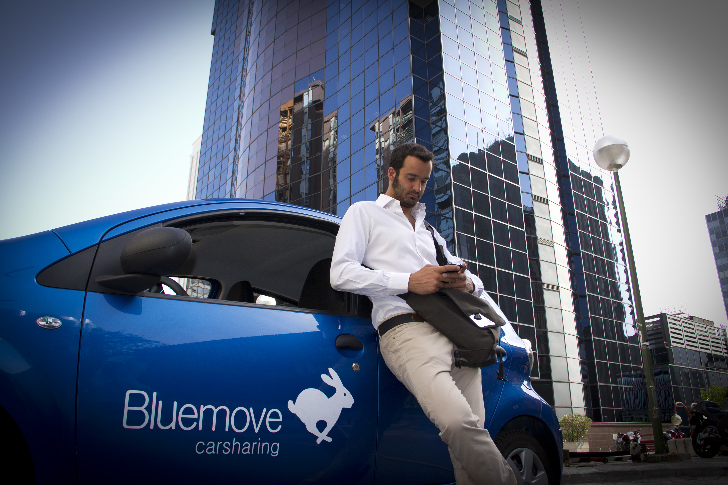 Bluemove - Coches transporte alternativo