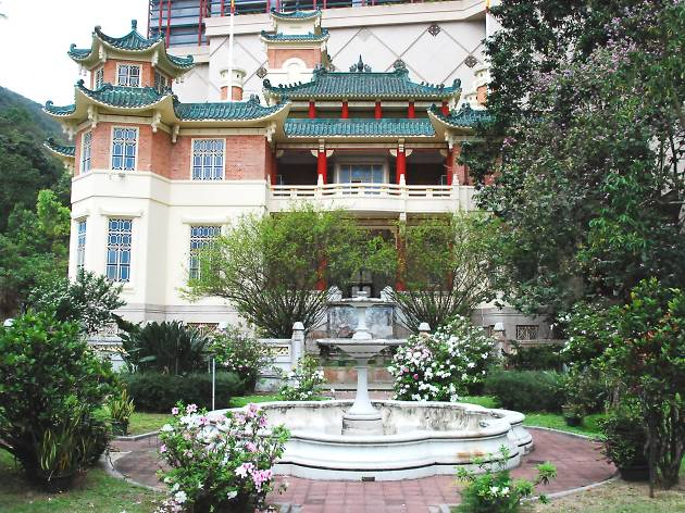 Haw Par Mansion