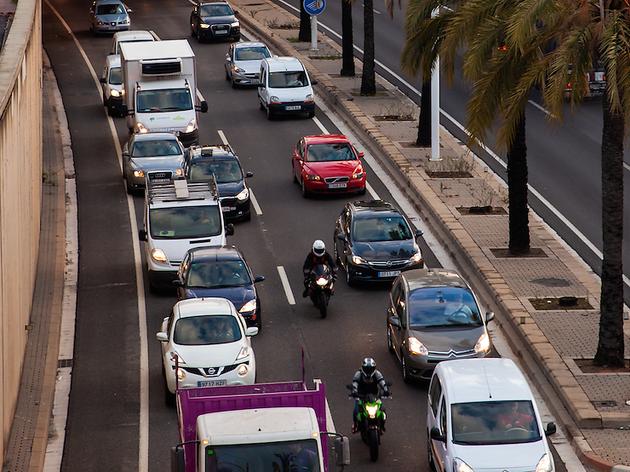 3 obres que col·lapsaran el trànsit de Barcelona aquest setembre