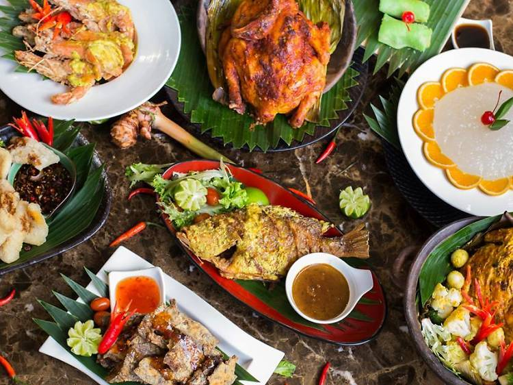 The best family-friendly buffet restaurants in Singapore