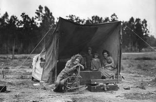Dorothea Lange, Politiques du visible