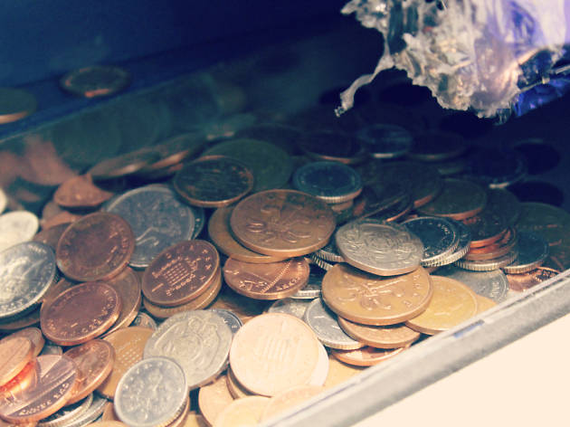 It's basically impossible to exchange your coins in NYC