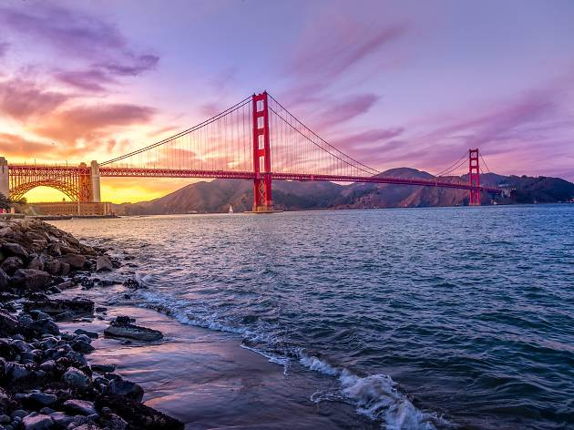 San Fransico bridge