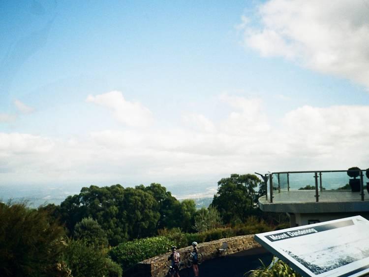 Burkes Lookout, Mount Dandenong