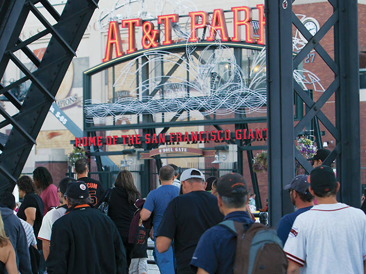 Root for the San Francisco Giants