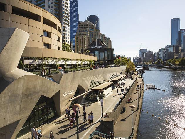 Hamer Hall, Southbank, Melbourne