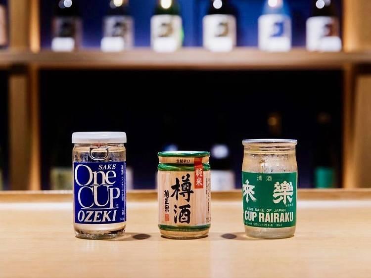 The best sake bars in Hong Kong
