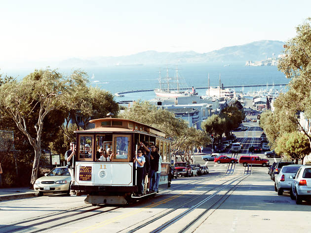 Cable Cars & Transportation