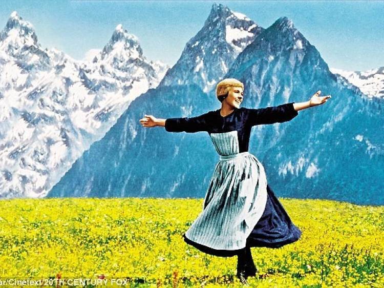 Sing along to The Sound of Music