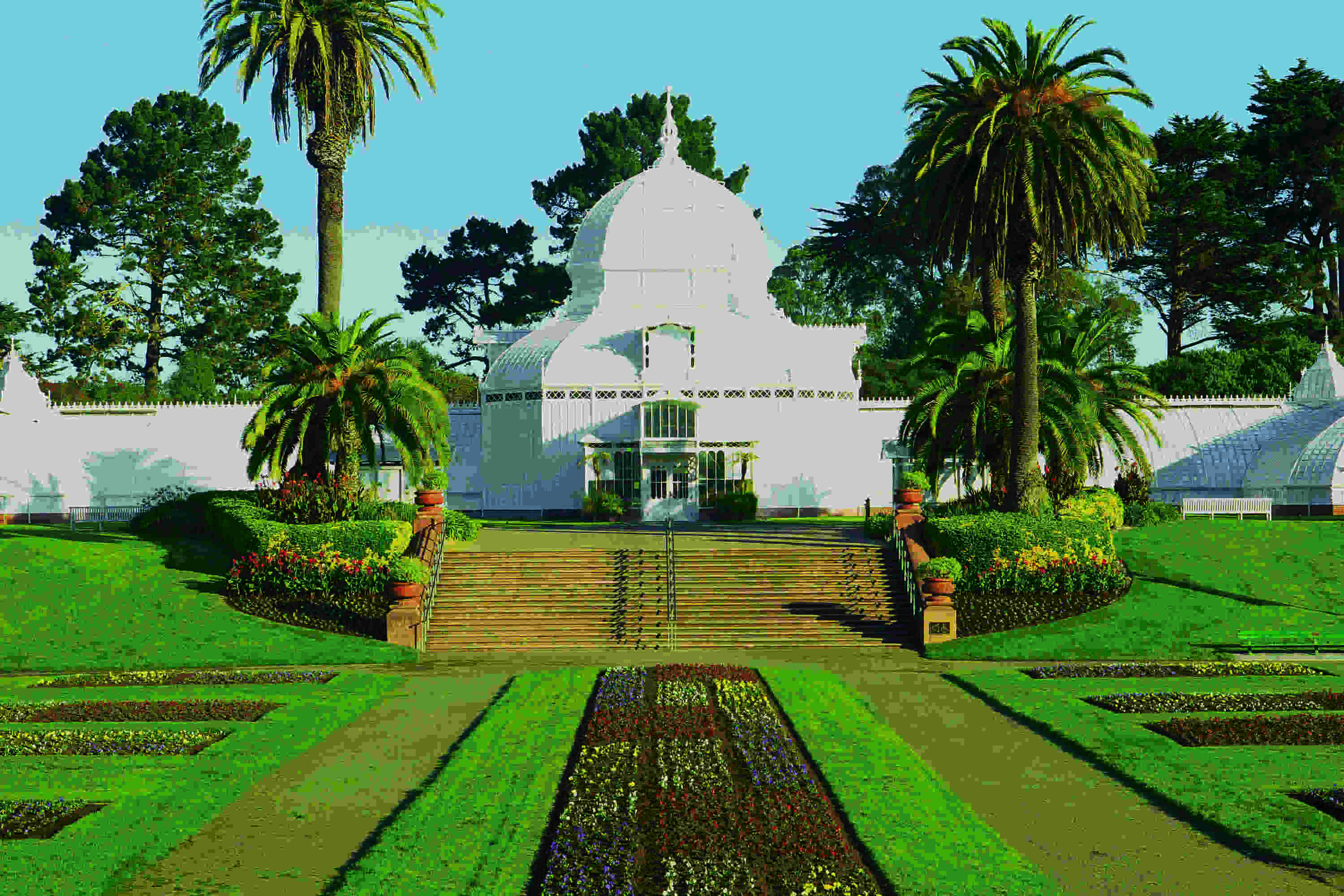 Conservatory of Flowers, nature, Golden Gate Park, activities, family-friendly, arts, culture
