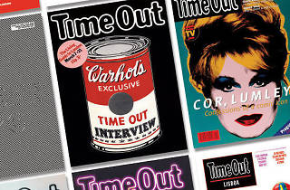 Time Out Covers