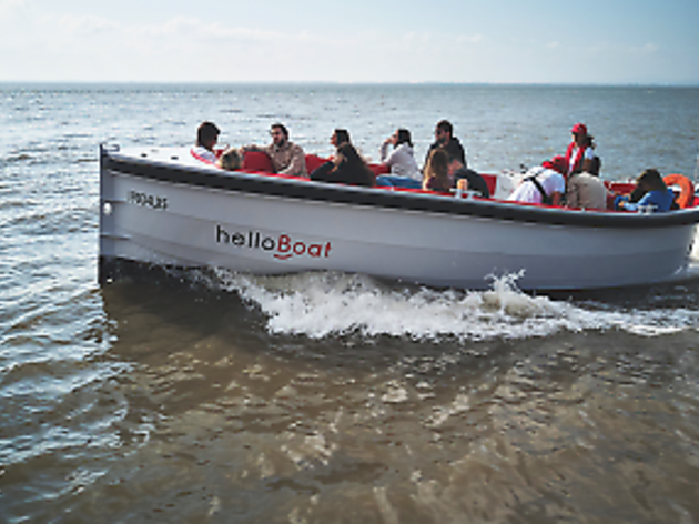 Hello Boat