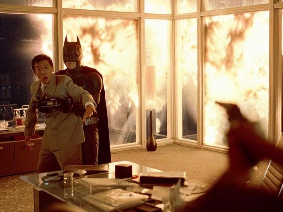 The Dark Knight film still