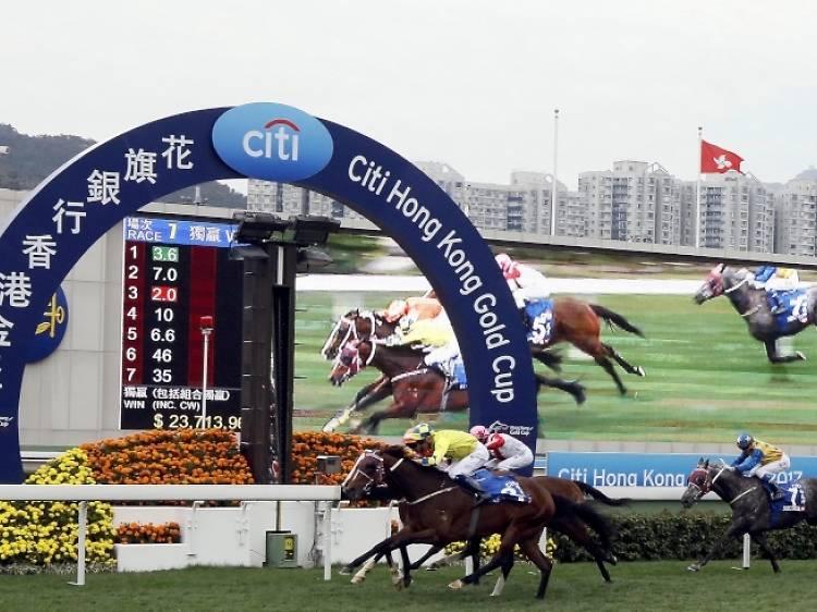 The Citi Hong Kong Gold Cup