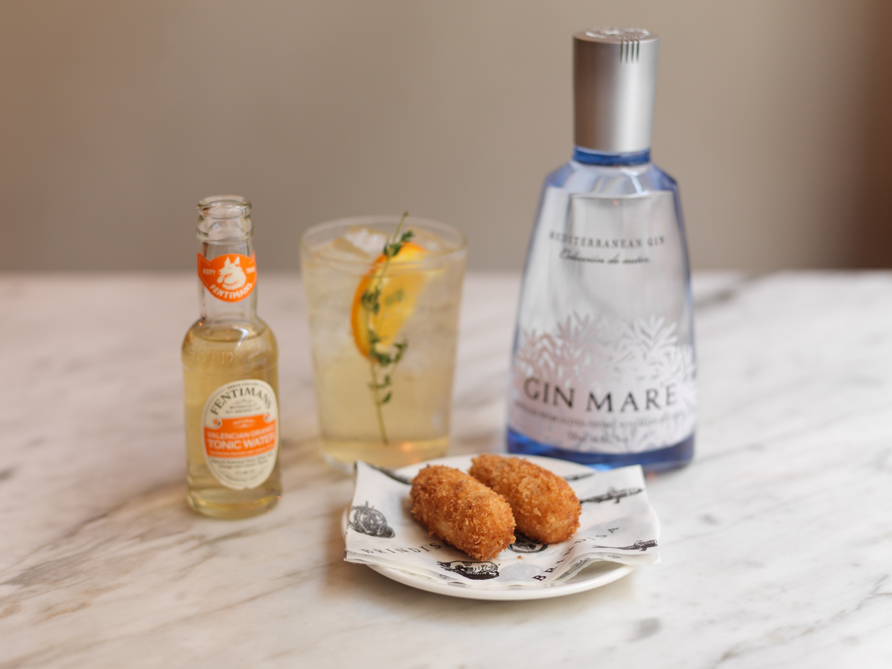 Win tickets for a cocktail tour by Gin Mare Med Transfers