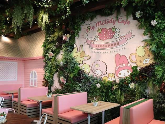 My Melody Cafe