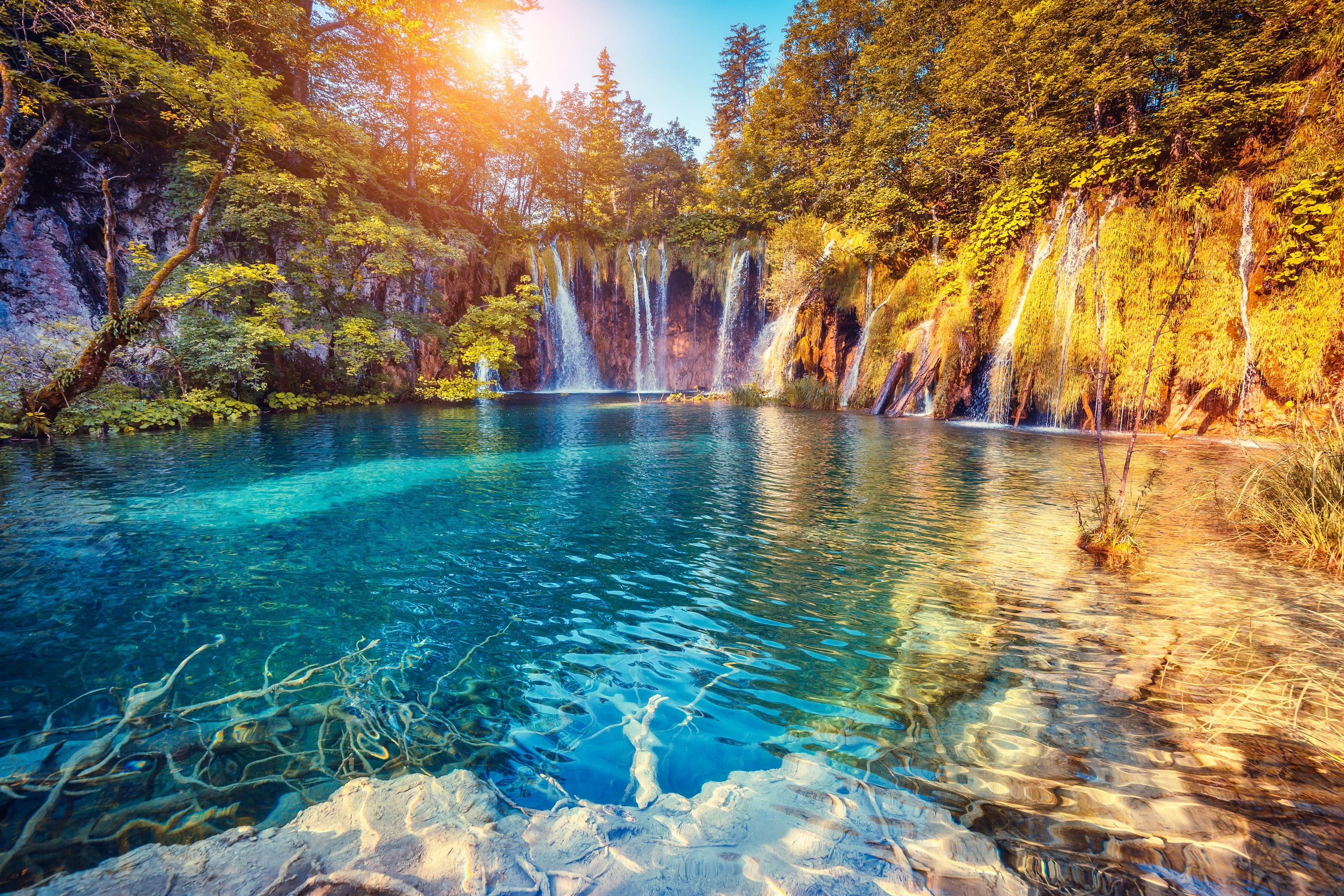 The best places to visit in Croatia in autumn