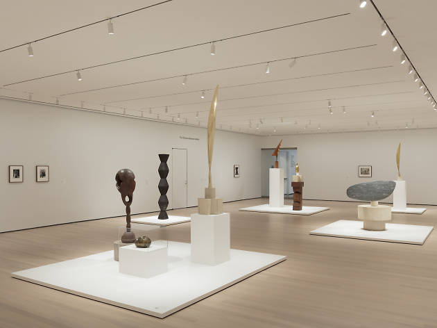 """""""Constantin Brancusi Sculpture"""""""
