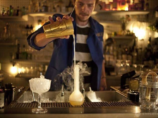 This top Paris bar is coming to London for two days only