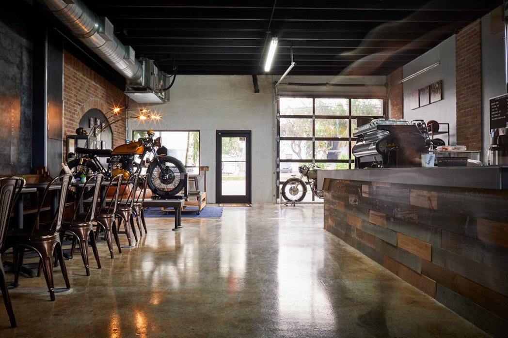 Imperial Moto Cafe