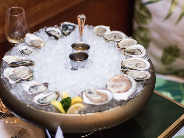 San Francisco Seafood Restaurants 1 Leo S Oyster Bar