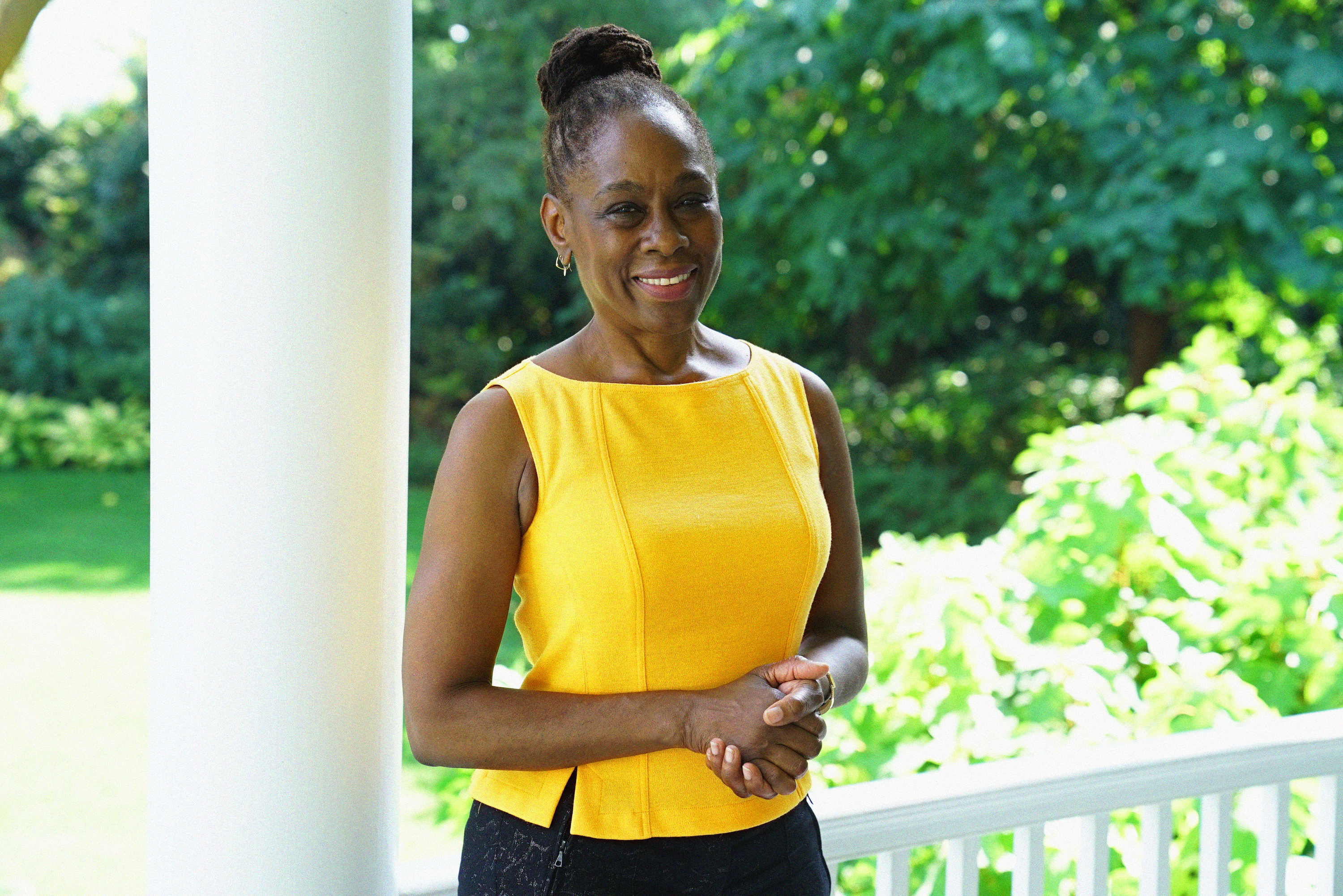 First Lady Chirlane McCray tells us about her favorite spots in NYC