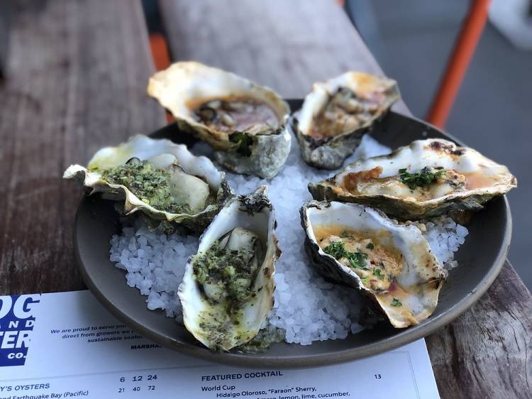 The best seafood restaurants in San Francisco