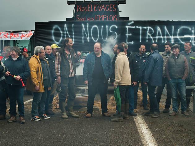 Normandía al desnudo, película de Philippe Le Guay