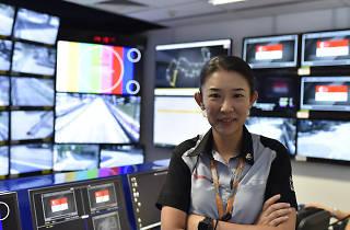 2017 Formula 1 Singapore Airlines Singapore Grand Prix