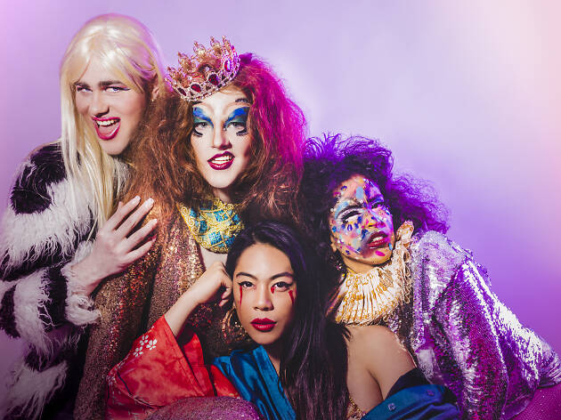 Lou Wall's Drag Race - Melbourne Fringe 2018
