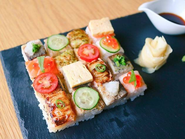 kinka sushi bar izakaya roppongi