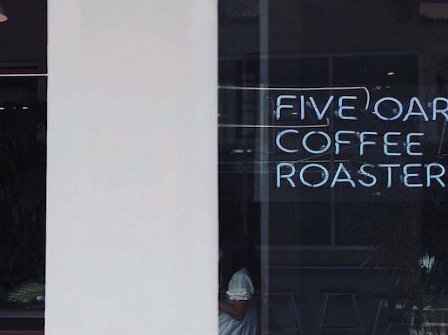Five Oars Coffee Roasters