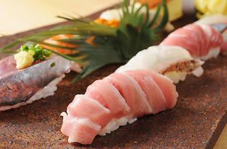 Sushi - stockphoto