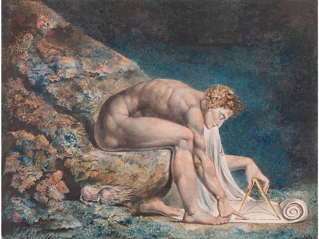 William Blake review: A prolific, obsessive visionary