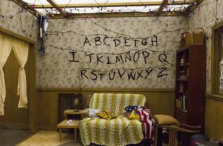 Stranger Things Maze at Universal Studios Halloween Horror Nights