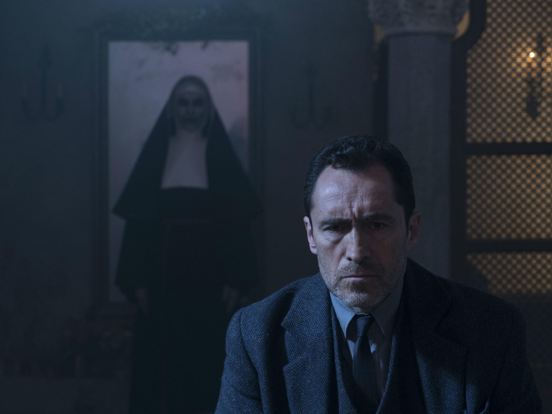 La monja, película de terror con Damian Bichir